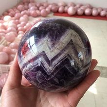 big size natural crystal gem dream amethyst sphere ball healing healing home decorations for powerful in energy best natural dream amethyst crystal sphere ball orb gem stone