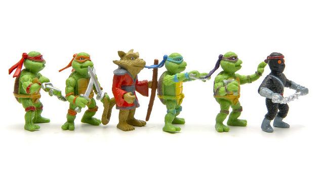 Turtles – Ninja Action Figures Set
