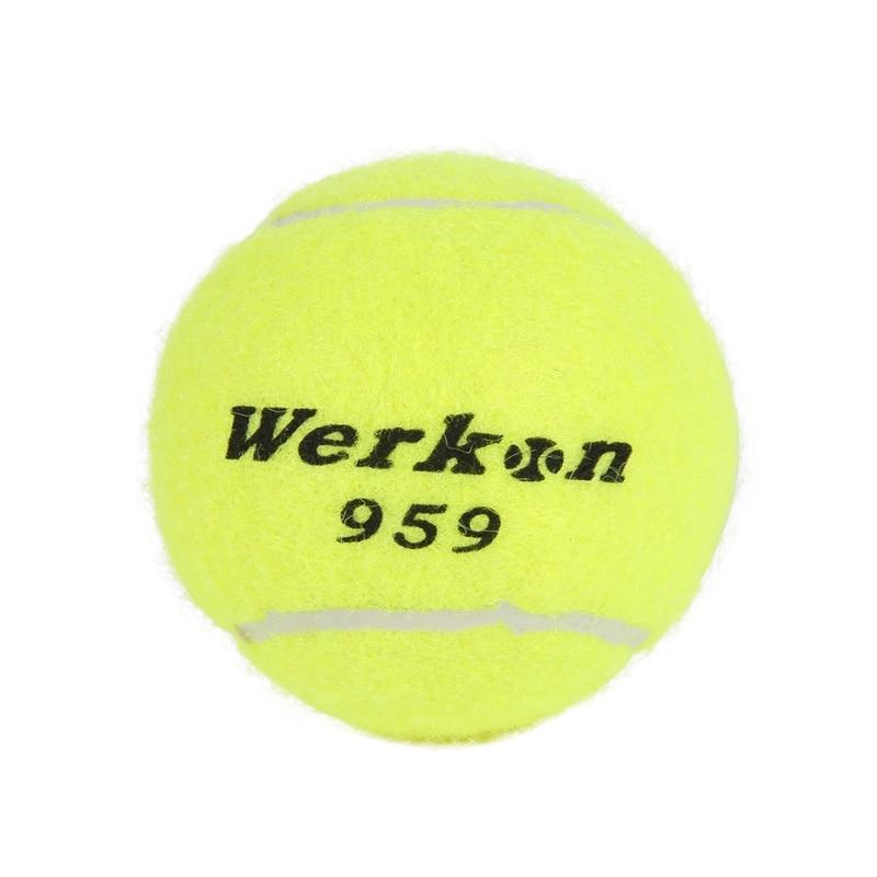 Elastic Rubber Band Tennis Balls Tennis Training Belt Line Training Ball