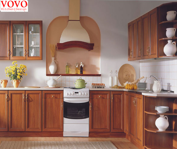 US $4500.0 |Russian style solid wood kitchen cabinets customs clearance  available-in Kitchen Cabinets from Home Improvement on Aliexpress.com | ...