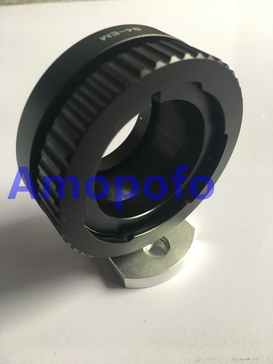 Amopofo B4-EOS M адаптер Canon Fujinon 2/3 «EF-M Canon-ға - Камера және фотосурет - фото 3