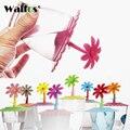 WALFOS Подсолнух Кружка Крышка многоразовые силиконовые чашки крышка чашки уплотнение крышки силиконовые чашки крышка