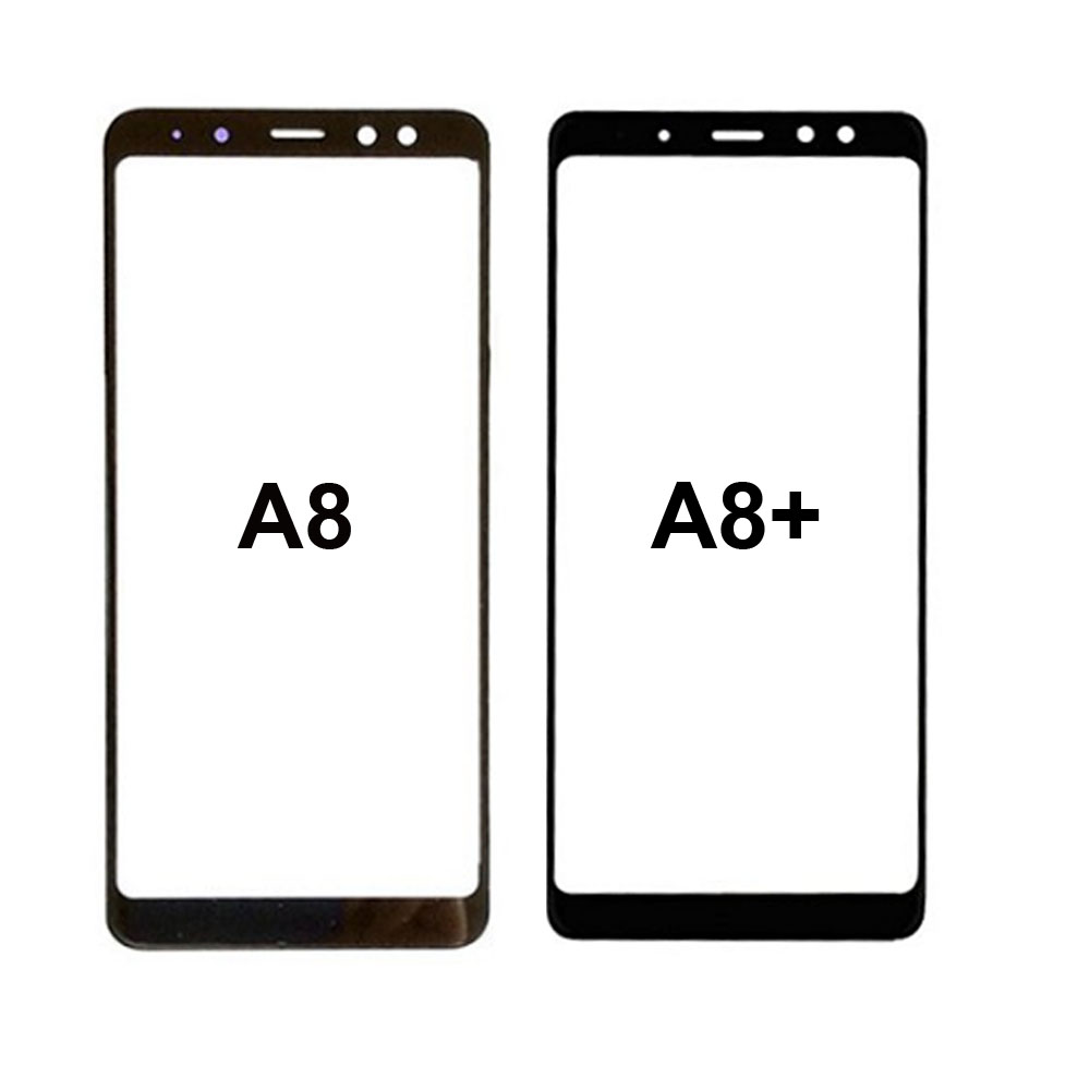 Replacement part For Samsung Galaxy A8 A530 A530F A8+ Plus A730 A730F 2018 Front Outer Glass Lens panel