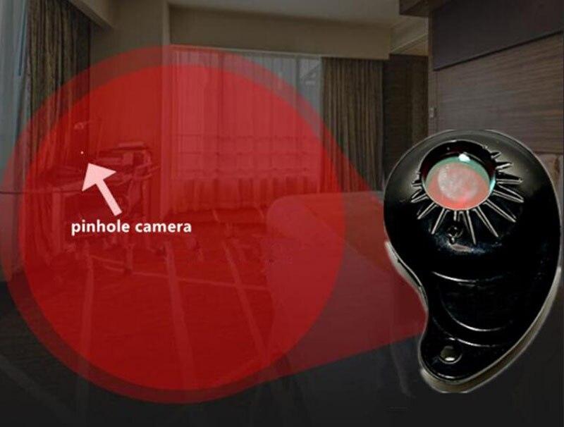 Detector de M8000 CÁMARA DE X GPS rastreador de escáner Cámara detectores Anti espía lente CDMA, GSM, dispositivo de Monitor - 4