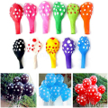 20pcs/lot 12 inch Latex Polka Dots Balloons Wedding Birthday Balloons Decoration Globos Party Ballon For Kid Toys