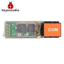 Новинка! Keyestudio легкий штекер Bluetooth 2,0 модуль для Arduino пара