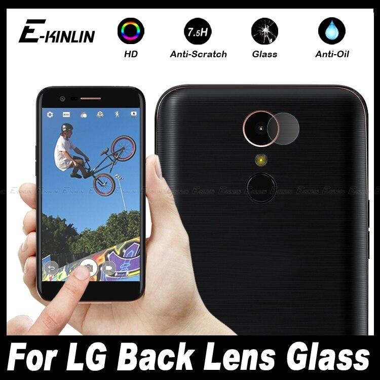 Back Camera Lens Protective For LG K10 K8 K4 2017 2016 Power Pro V10 Tempered Glass Protector Film