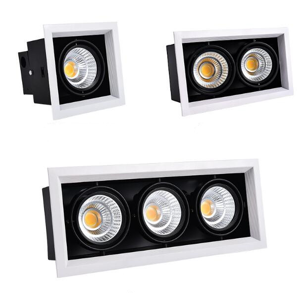 20w Led Surface Mounted: 1pcs COB LED Downlights 10w 20w 30w Surface Mounted