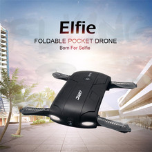 High Quqlity JJRC H37 Altitude Hold w/ HD Camera WIFI FPV RC Quadcopter Drone Selfie Foldable Gift For Children Toys Wholesale