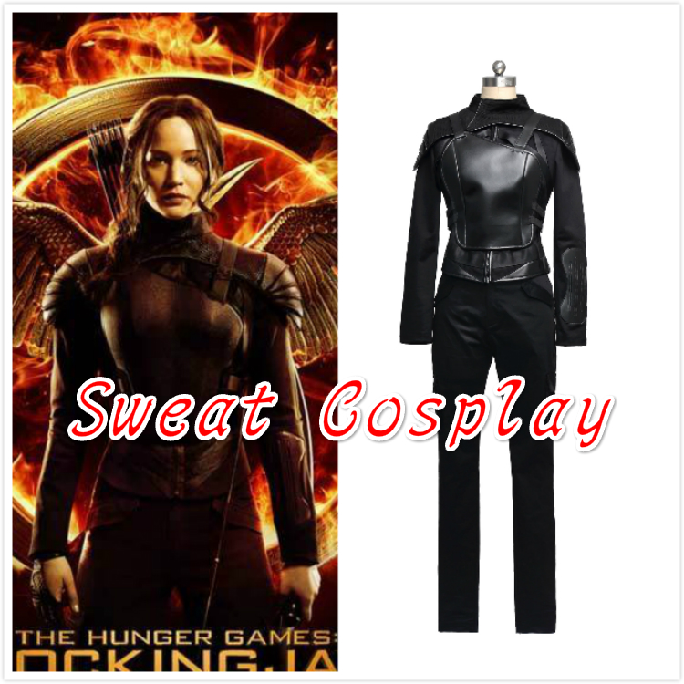 2016 Halloween costume for adult The Hunger Games Cosplay Katniss Everdeen Cosplay costume Katniss Everdeen Costume-in Movie u0026 TV costumes from Novelty ...  sc 1 st  AliExpress.com & 2016 Halloween costume for adult The Hunger Games Cosplay Katniss ...