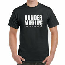 Inc-T-Shirt-O Escritório da dunder Mifflin-Empresa De Papel-TV Show-Fan-(China)