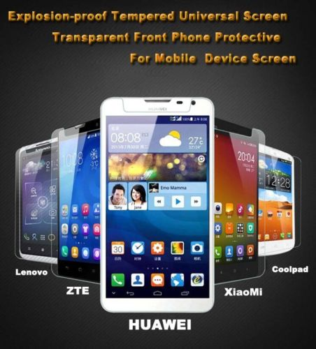 2pcs Ultra-thin Tempered Glass for Ark Benefit M502 M503 M505 M506 S502 Plus S503 Screen Protector Film Protective Screen Cover