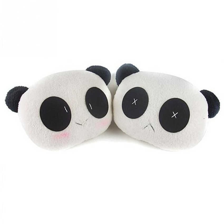 Случайные 1 шт автомобиля Подушка под голову шеи мультфильм милый прекрасный узор панда подушка для автомобильного кресла головы мягкие подушки назад