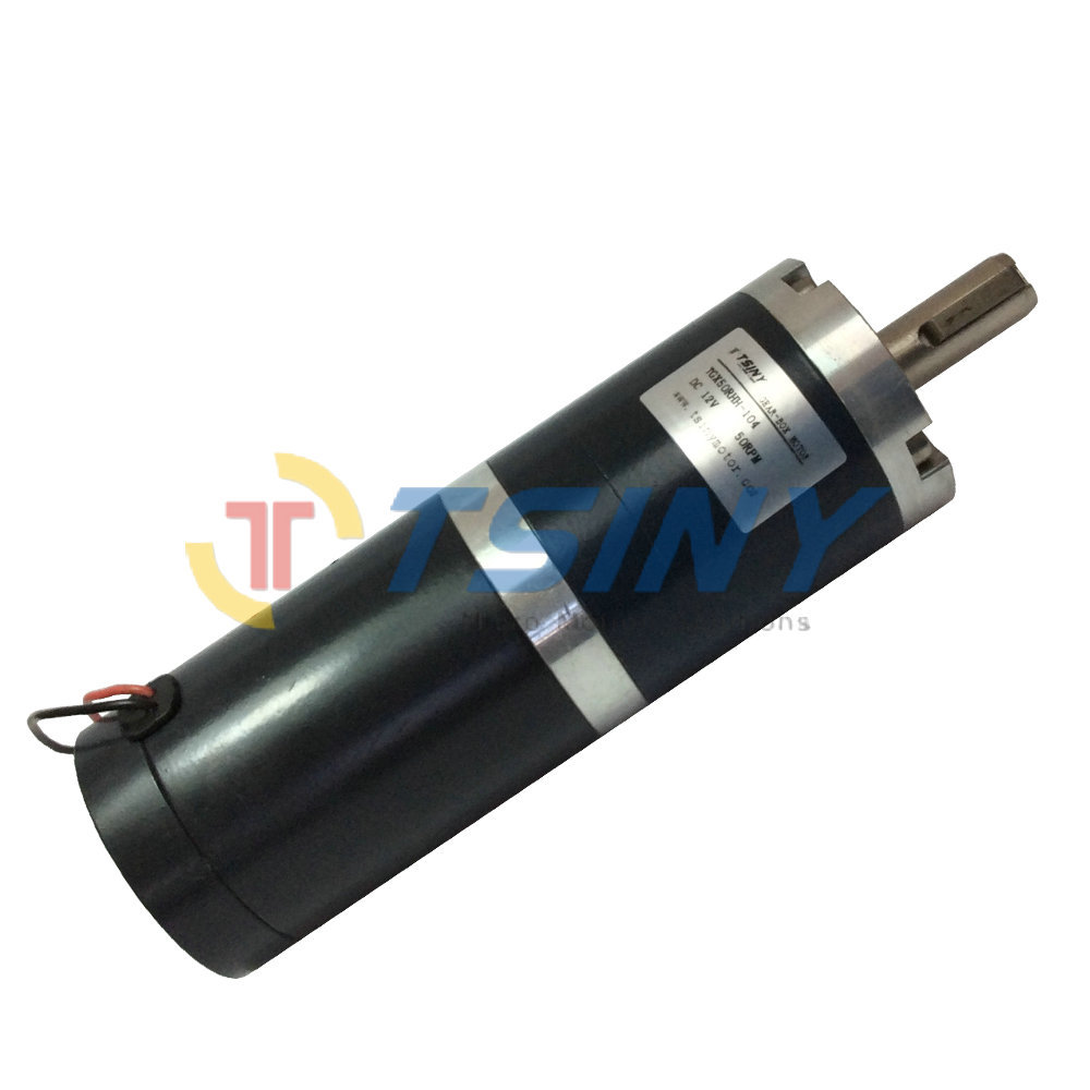 Dc Motor 12v 50rpm Rated Torque Dc Planet Geared