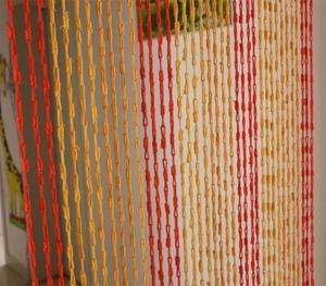 Занавеска, соломенная тканевая перегородка, занавеска для дверей детского сада, ручная занавеска, готовая бумажная веревка, занавеска, подв...