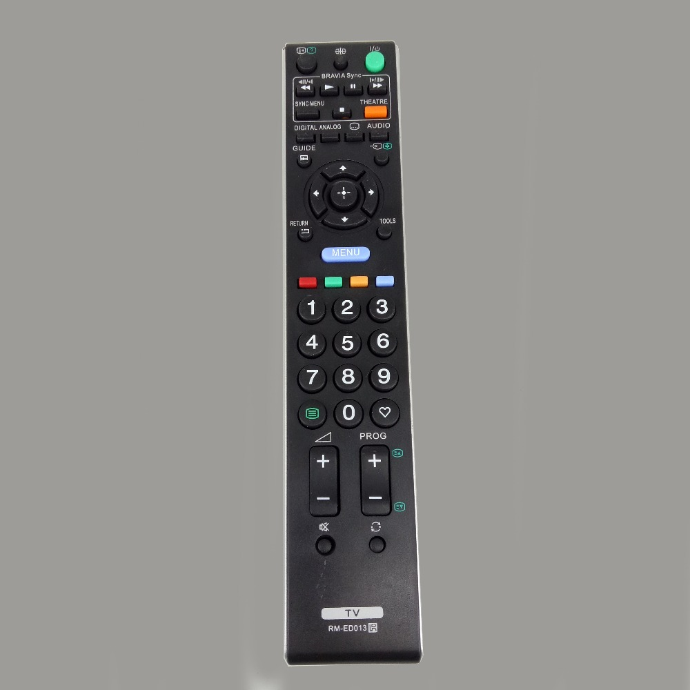 Replacement for Sony TV Remote Control RM-ED013 RM-ED046 for KDL-19L4000 KDL-26E4000 цена