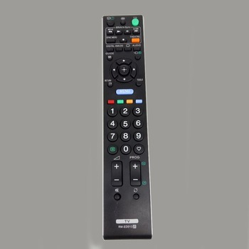 Replacement for Sony TV Remote Control RM-ED013 RM-ED046 for KDL-19L4000 KDL-26E4000 new remote control rm gd004w for sony lcd tv bravia hdtv kdl 37s4000 kdl 32s4000 kdl 20s4000 kdl 26s4000