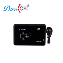 DWE CC RF Access control card reader contactless RFID EM id card reader with usb interface