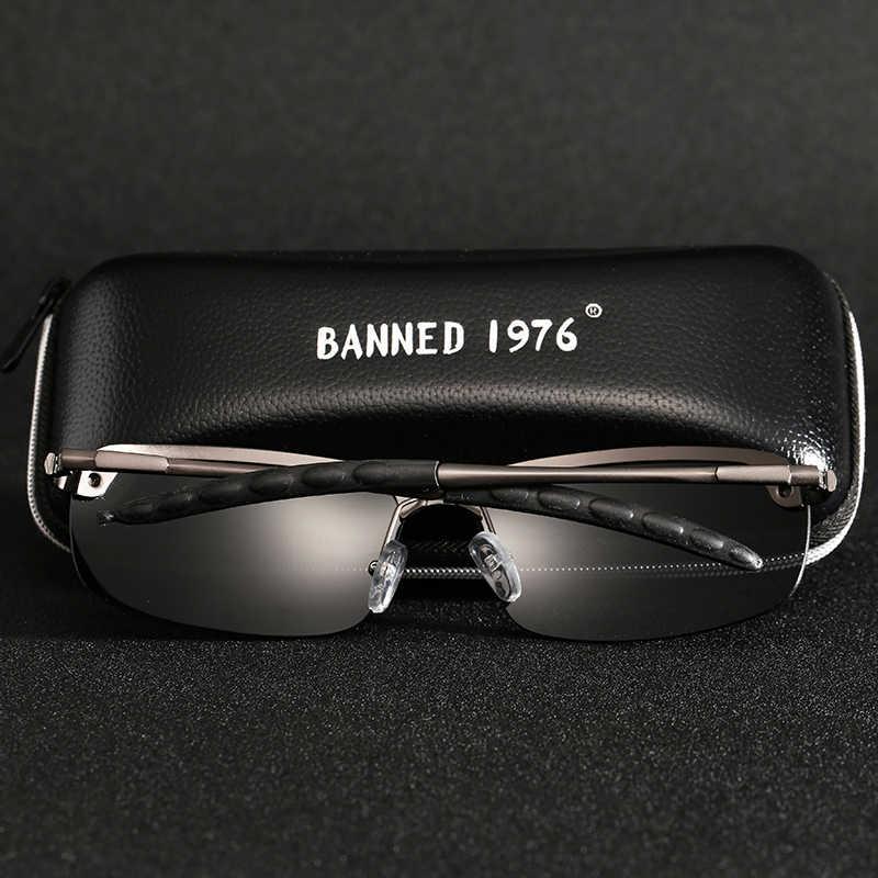 f527df3f98 ... classic fashion men s HD polarized Sunglasses uv400 protection brand  sports driving oculos sun Glasses with original ...