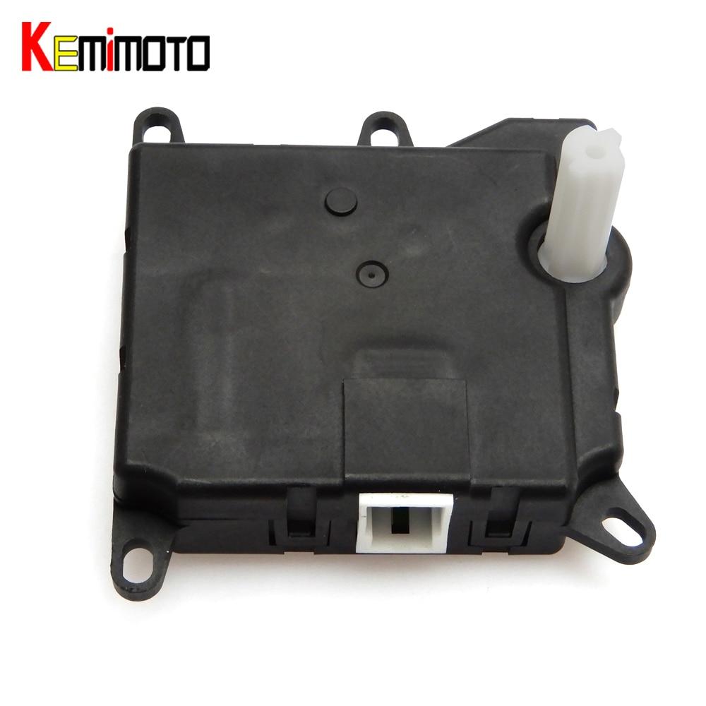 Ford F 150 Heater Blend Door Actuator