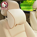 Car headrest by car neck pillow cotton core memory