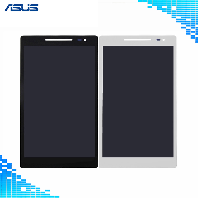 Asus Z380 Original LCD Display+Touch Screen Assembly without Frame For Asus Zenpad 8.0 Z380 Z380C Z380CX Z380KL Full screen 2016 real sale popin cookin harry potter box bean boozled jelly beans crazy sugar adventure tricky game funny april fool s day