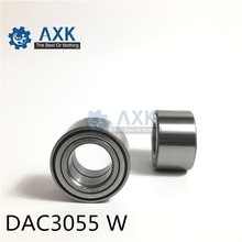 цена на AXK  DAC3055W bearings (4Pcs) Dac30550032 30x55x32mm Dac3055 Atv Utv Car Bearing Auto Wheel Hub Bearing Atv Wheel Bearing
