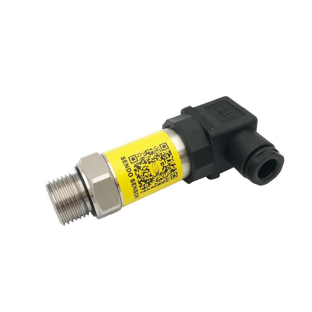 Medidor 0 30 psi, sensor transmisor de presión 4 20 mA, g 1 2 transductor proporcional de hilo, partes humedecidas de acero inoxidable 316L