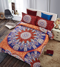 new arrival duvet cover bohemian fashion bedding setchina