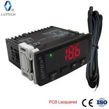 ZL 680A 、 16A 、温度コントローラ、サーモスタット温度、冷蔵温度コントローラ、 Lilytech