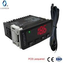 ZL 680A, 16A, regulator temperatury, temperatura termostatu, regulator temperatury chłodnia, Lilytech