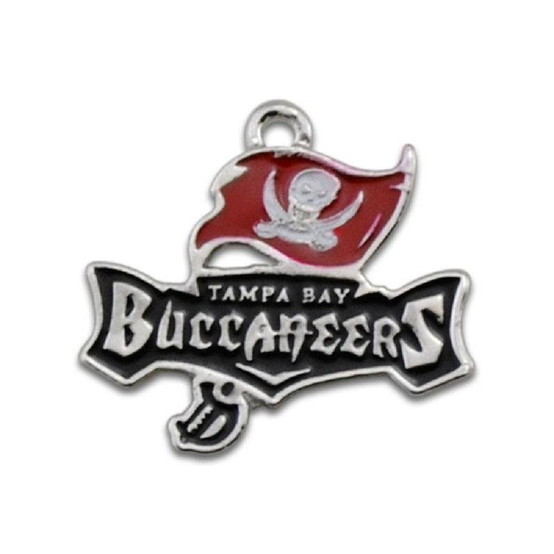 Tampa Bay Buccaneers charm (3)