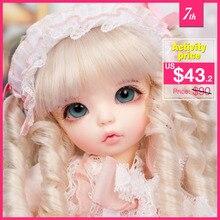OUENEIFS Fairyland Littlefee Ante 1/6 bjd sd dolls model reborn girls boys eyes High Quality toys makeup shop resin