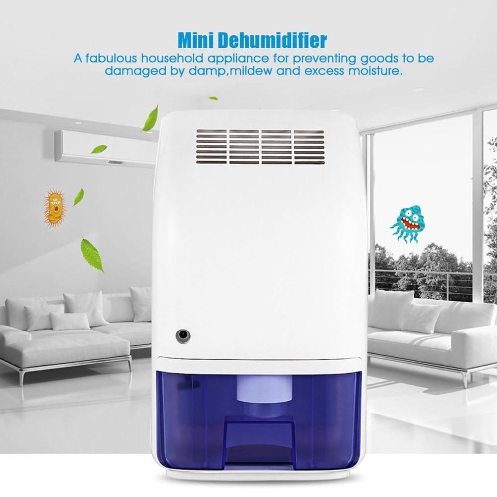 Electric Smart Dehumidifier Dry Air Moisture Remover Purifier Auto Shut off Car Mini Air Dryer Electric Cooling Machine
