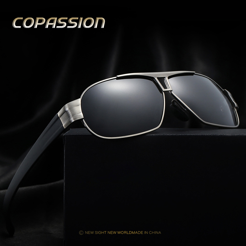 New HD Polarized sunglasses Men Occhiali Sports Driving Sun Glasses Mens sunglass Brand Designer Fashion oculos de sol masculino