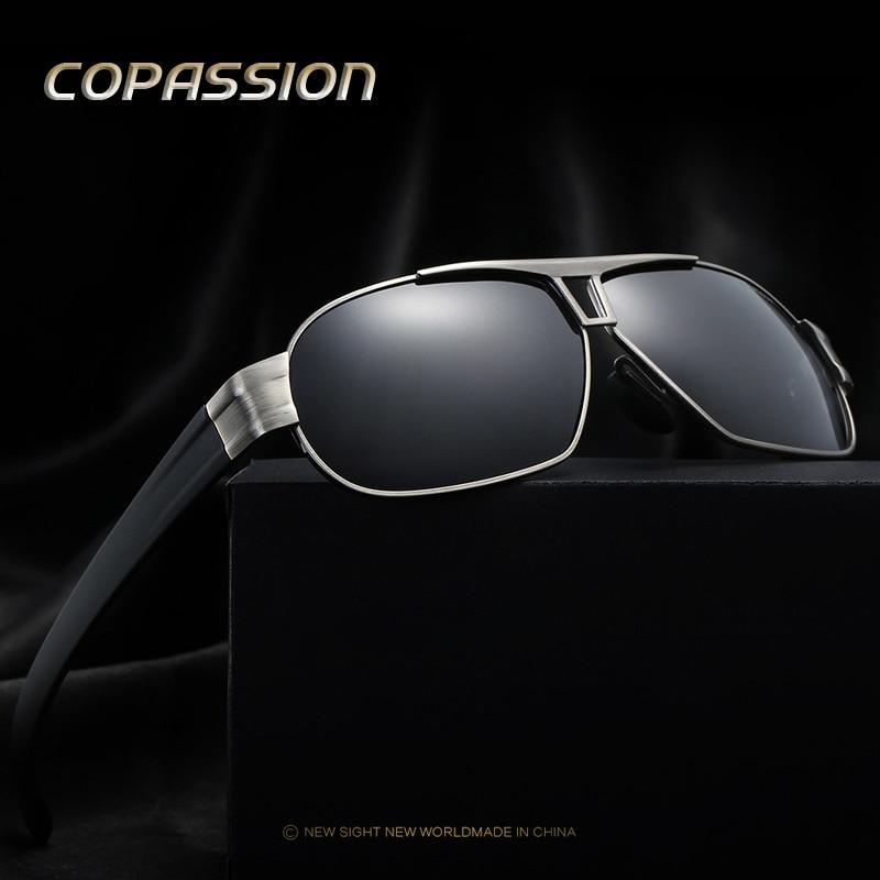 a425d3ef55d New HD Polarized sunglasses Men Occhiali Sports Driving Sun Glasses Mens  sunglass Brand Designer Fashion oculos de sol masculino