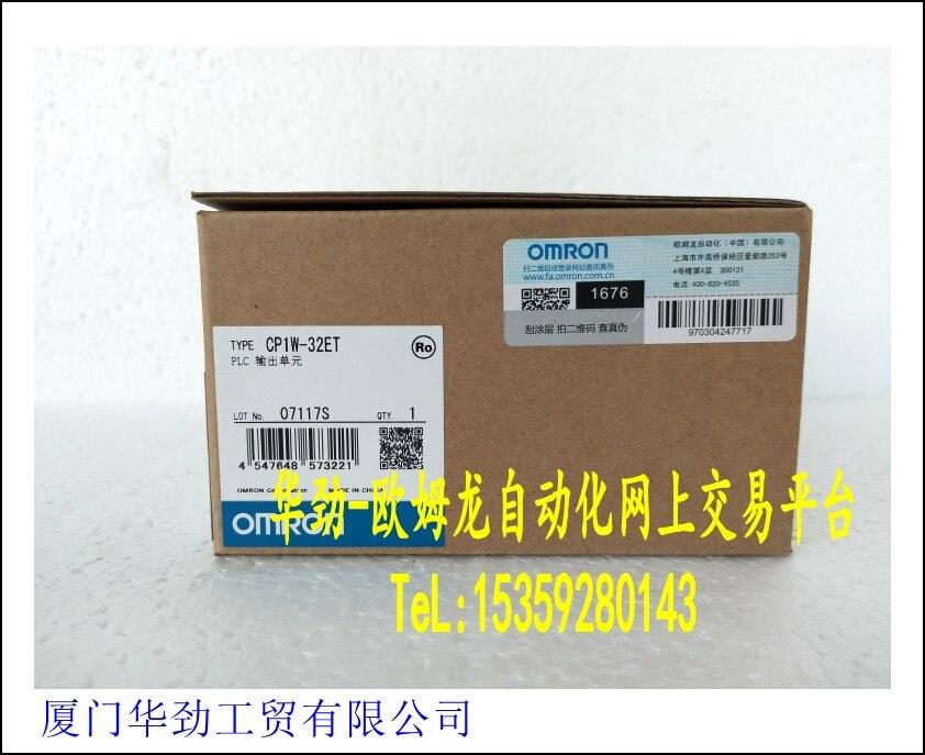 CP1W-32ET   PLC Output Unit Original Genuine New Spot