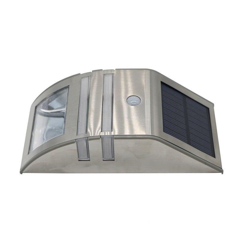 LEVOU PIR Lâmpada Sensor De Movimento Solar