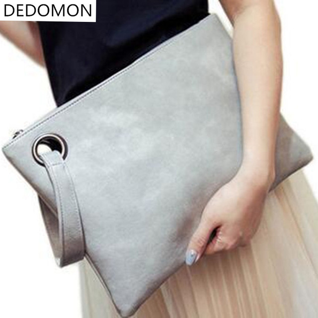Fashion Luxury handbags women bags leather designer summer 2018 clutch bag women envelope bag evening female Day Clutches