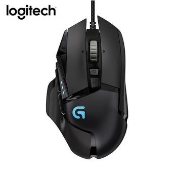 Original Logitech G502 Hero Professional Gaming Mouse 16000 DPI Gaming Programming Mouse 2