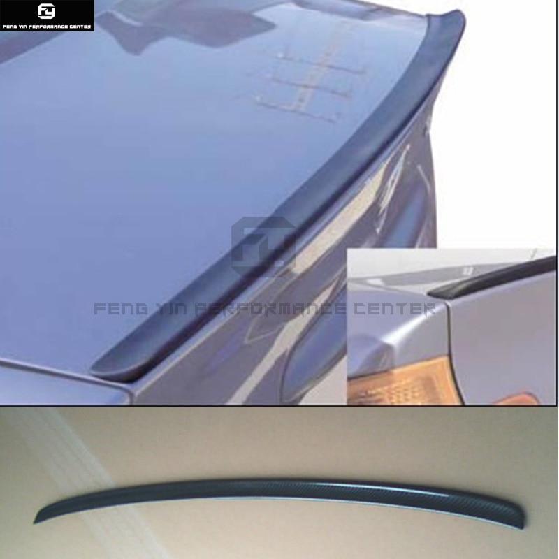 Aileron de coffre arrière en Fiber de carbone E46 CLS pour BMW E46 328i 330i berline 1999-2005