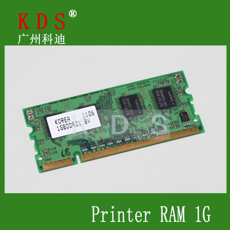 1 pcs/lot printer spare parts for Samsung 4510 laserjet parts JC92-02196A RAM in China