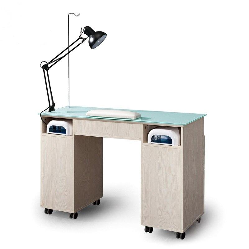 Einzigen Doppel Nail Tisch Stuhl. Koreanischen Maniküre Tisch ZuverläSsig European Nail Tisch