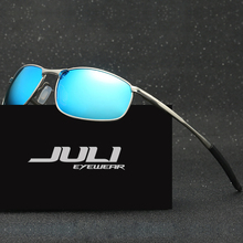 JULI Brand Design Classic Sunglasses Polarized Male Glasses Driving Travel Luxury Sun Glasses for Men Oculos gafas de sol 2017