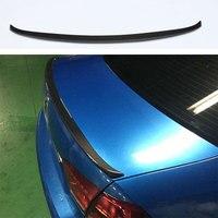 Carbon Fiber Rear Trunk Spoiler Wing For Volkswagen VW Passat NMS only 2012~2015 (not for B7)