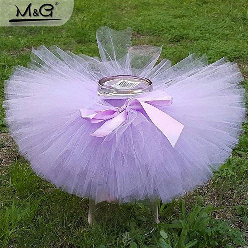 Nueva novedad arco sólido tutu chica falda 2016 colorido regalo de cumpleaños para su más lindo uno Correas partido flor niñas faldas de tul