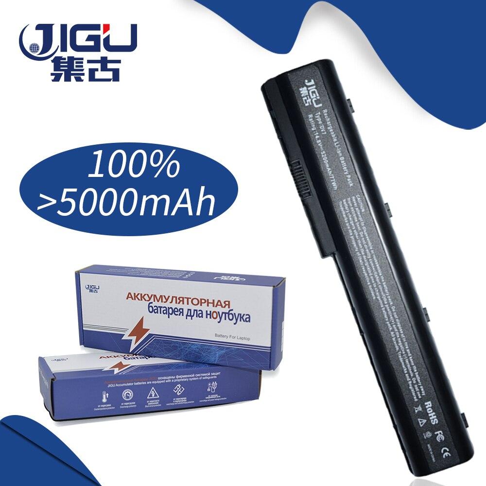 JIGU 8 Celle Batteria Per HP Pavilion DV7 DV8 HDX X18 HSTNN-IB75 HSTNN-DB75 HSTNN-XB75