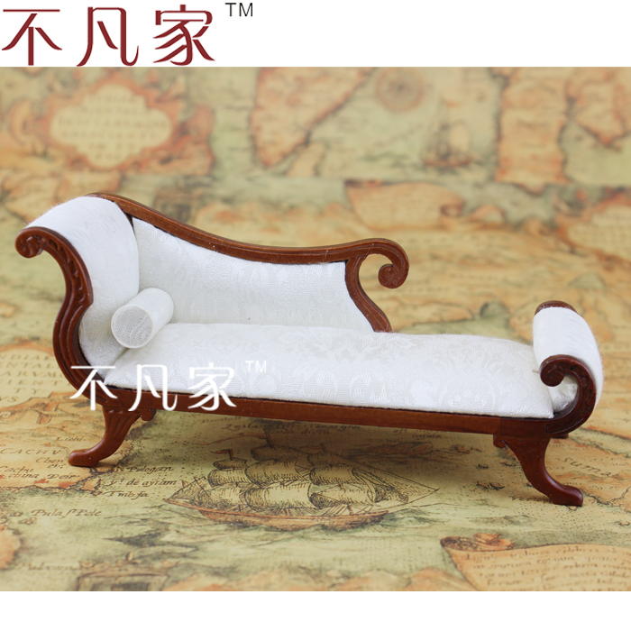 ФОТО DOLLHOUSE 1/12 SCALE MINIATURE FURNITURE WELL MADE CLASSICAL STYLE ROYAL CHAIR