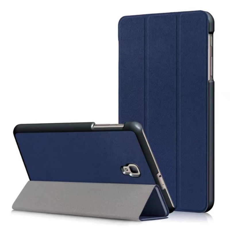Case For Samsung Galaxy Tab A 8.0 SM T380 T385 Tablet Protective Cover PU Leather TabA 8