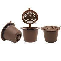 4pcs Pack Refillable Nespresso Capsule Compatible With Nespresso Coffee Machine Refillable Capsulas Refill Capsules Pods